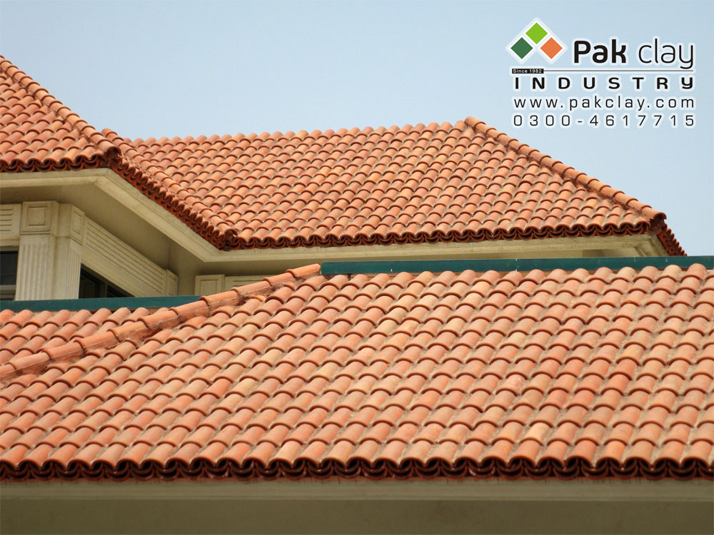 Red Clay Roof Tile Texture Pictures In Lahore Pakistan