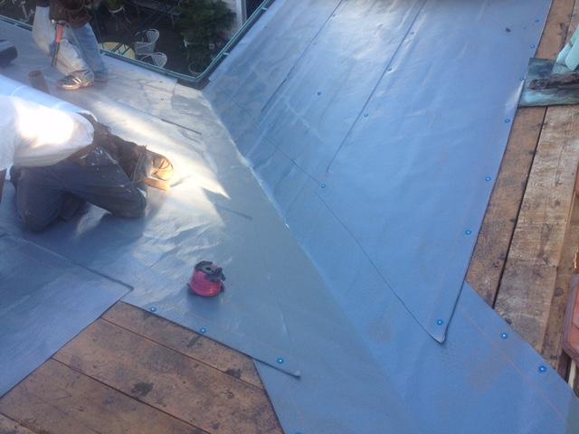 New Orleans Terra Cotta Tile Roof Clayton Construction