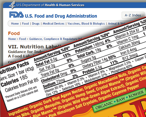 How to Make a Nutrition Facts Label for a Package - Download Free