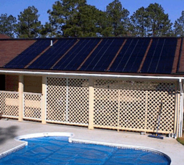 Guide To Solar Topic Diy Solar Panel Pool Heater
