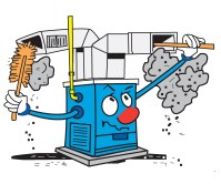 Furnace Cleaning - A+ HORIZON SERVICES.net