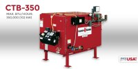 CTB-350 - CLEAN BURN - Waste Oil Heater, Waste Oil ...