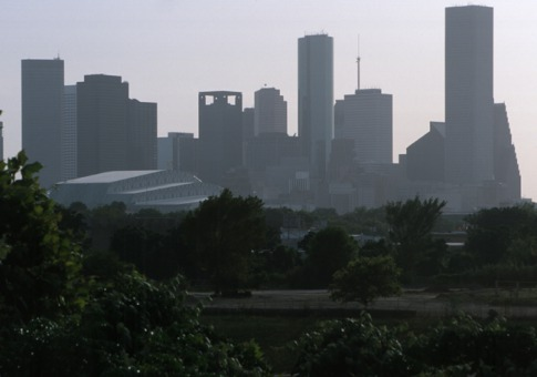 Houston Pollution Cities
