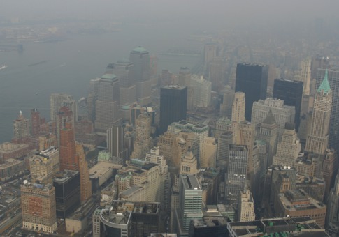 New York Pollution Cities