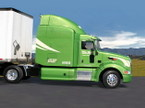 Hybrid Trucks and Green Jobs