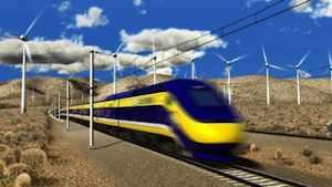 CA High Speed Rail