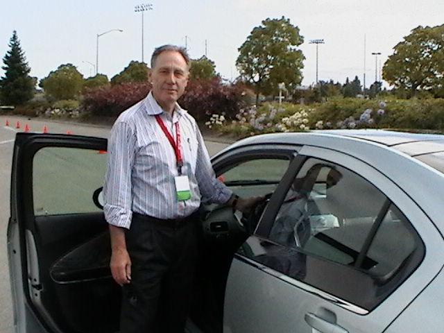 Chevrolet Volt Test Drive