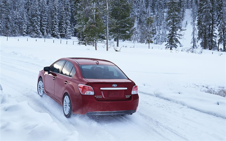 Subaru Impreza,AWD,all-wheel drive,fuel economy