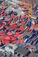 Japan Port Tsunami Damage