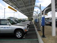 Solar EV Charging