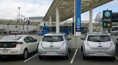 OAK Electric Car Charging