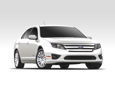 Ford Fusion Hybrid best MPG
