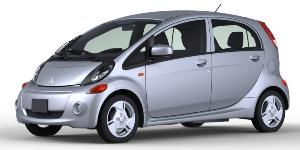 North American i-MiEV.