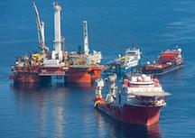 BP Offshore Platform © BP p.l.c.