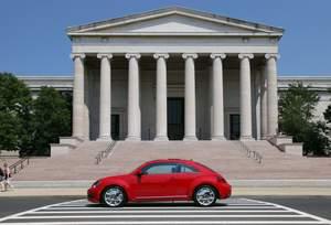 clean diesel, Volkswagen, Beetle, TDI