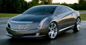 Cadillac, plug-in hybrid, volt