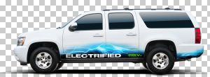 via motors,plug-in hybrid,SUV