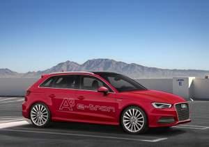 Audi A3 EV