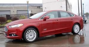 Ford,Fusion,Energi,plug-in car, hybrid
