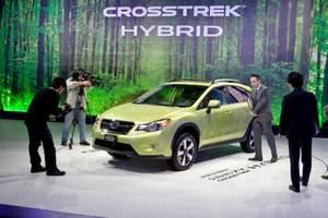 Subaru,Crosstrek,hybrid,awd