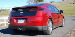 Chevy, Volt, plug-in hybrid