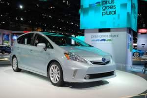 Toyota,Prius,Prius V,Prius c, hybrids
