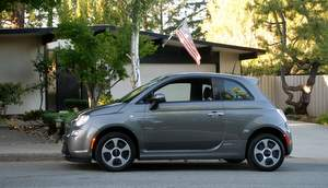 fiat,500e,electric car