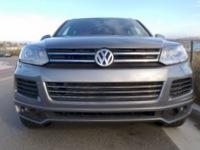 VW,volkswagen,Touareg,mpg