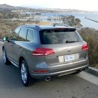 VW,volkswagen,Touareg,SUV,TDI,diesel,clean diesel