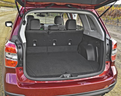 2014,Subaru,Forester,cargo space,rear cargo,