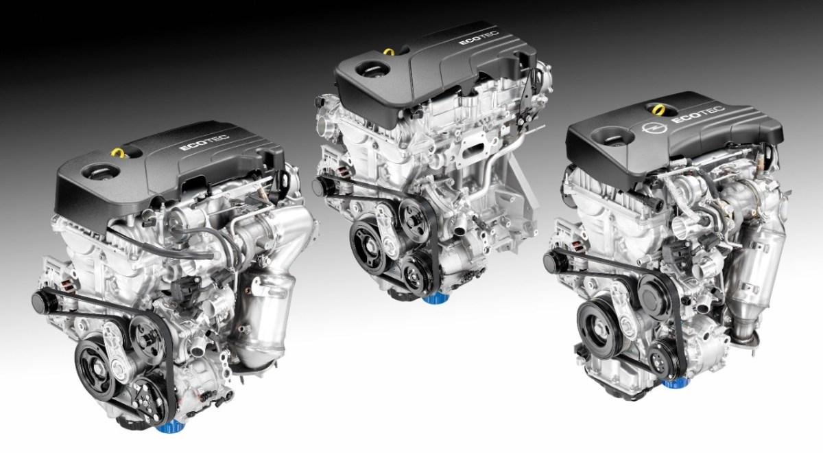 GM,General Motors,Ecotec,fuel economy,mpg