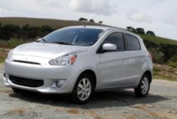 Mitsubishi,Mirage,economy car, MPG