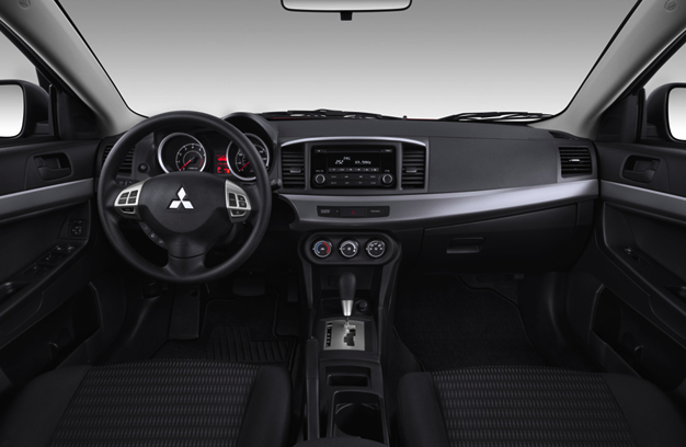 mitsubishi,lancer,awd,fuel economy,mpg,interior