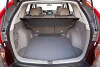Honda CR-V interior space is big