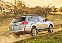 Subaru,Outback,off-road,SUV