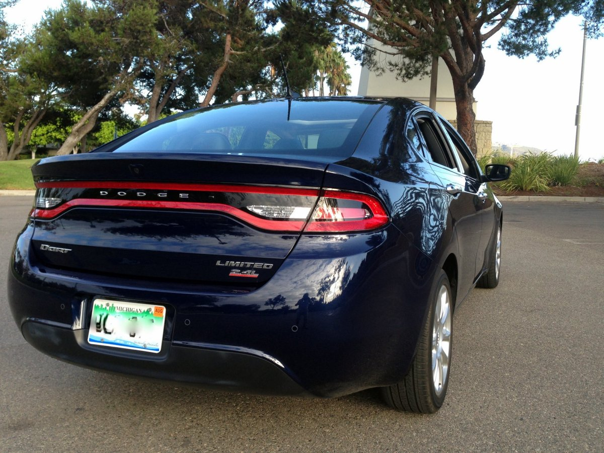 2014,Dodge,Dart,Limited