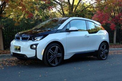 2014,BMW,i3,EV,electric car,range extender