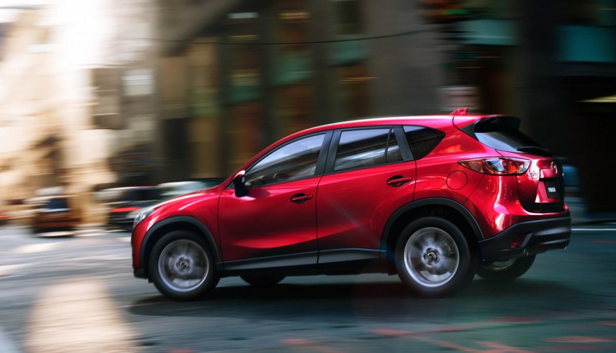 2015 Mazda,CX-5 SUV,skyactiv,performance,mpg