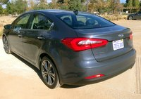 2015 Kia,Forte, styling,road test
