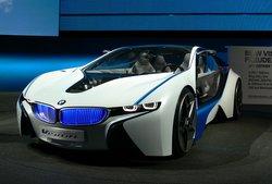 BMW,Vision Concept,EfficientDynamics,concept car,i8
