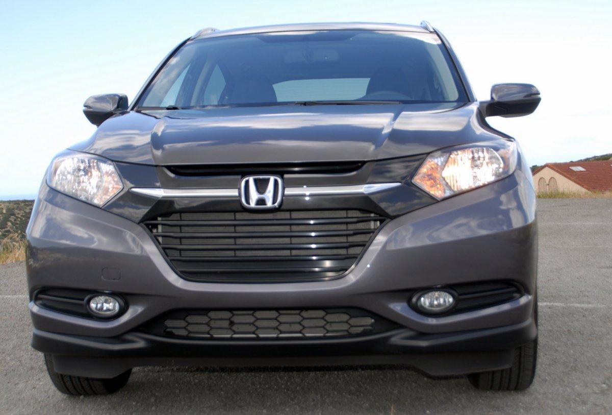 2016 Honda,HR-V crossover