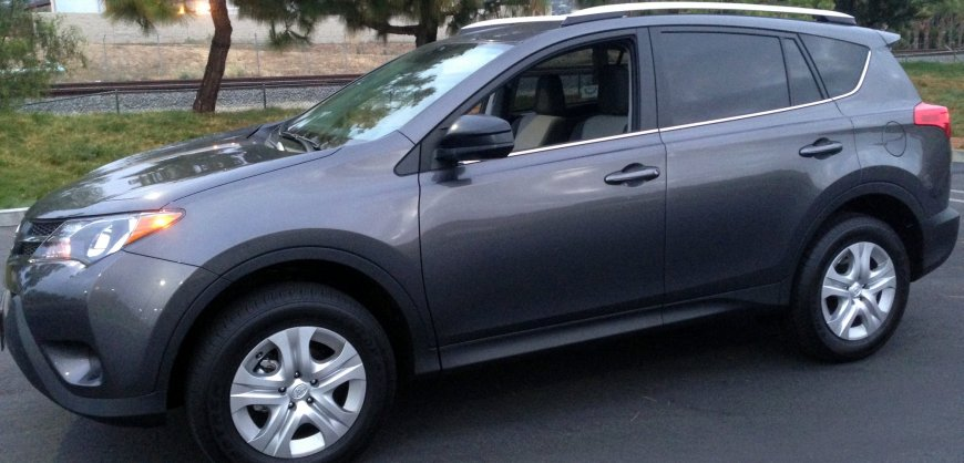 2015,Toyota,RAV4, 30 MPG club