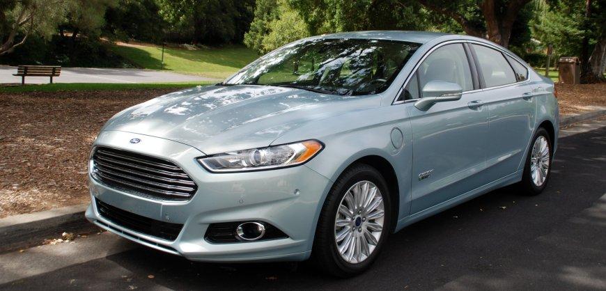Ford,Fusion,Energi,plug-in hybrid