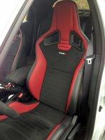 2015,Nissan, Juke NISMO,Recaro,seats
