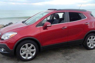 2015,Buick,Encore,CUV,fuel economy,mpg