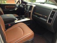 2015 Ram 3500 Cummins diesel 4x4 interior