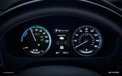 2016, Hyundai Sonata,Hybrid,gauges