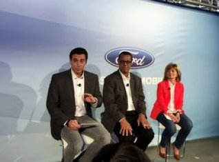 Ford,Smart, Mobility,Mark Fields