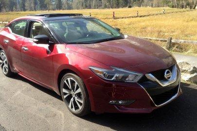 2016,Nissan,Maxima,mpg,fuel economy