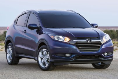 2016,Honda,HR-V,crossover,mpg,fuel economy,awd